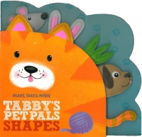 Heads Tails And Noses  Tabbys Pet Pals Shapes